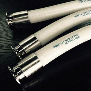 tubo silicone FDA